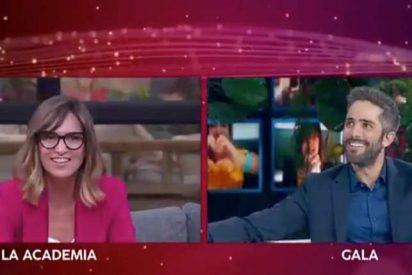Surrealista regreso de 'OT 2020': Una rencorosa Noemí Galera se venga de Roberto Leal por irse a Antena3