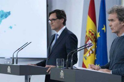 Las claves del informe de la Guardia Civil que dejan más que tocados a Fernando Simón, Salvador Illa y José Manuel Franco
