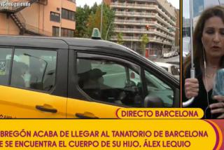 Los carroñeros de 'Sálvame' tocan fondo: Laura Fa persigue a Ana Obregón a las puertas del tanatorio