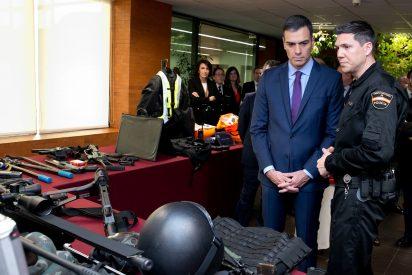 Alerta en la Policía: la jugarreta de Sánchez e Iglesias provoca que peligre la integridad física de los agentes