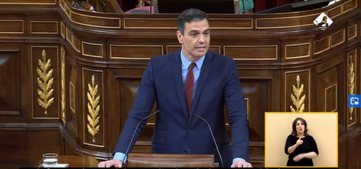 """Javier Bustos Díaz: """"Una contradicción llamada Pedro Sánchez"""""""