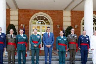 Explosiva carta de mandos de la Guardia Civil: acusan a Sánchez de 'golpista' para extinguir la Benemérita