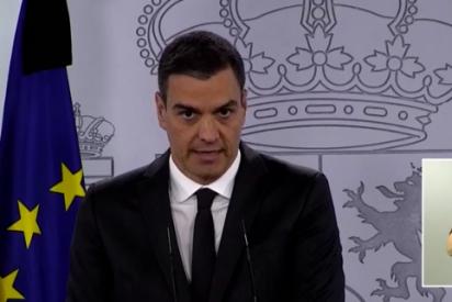 """Sánchez convierte su 'Aló presidente' en una defensa cerril de Illa y Simón: """"Quienes les critican son unos ignorantes"""""""