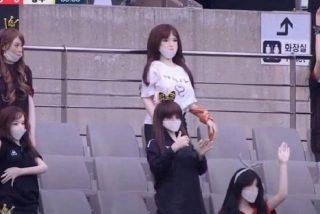 El FC Seúl llena de muñecas sexuales su estadio al jugar a puerta cerrada