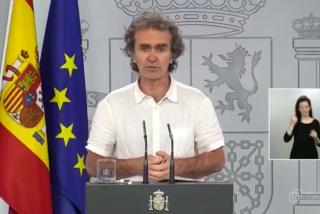 El 'experto' Fernando Simón inocula otra dosis de opacidad al negarse a revelar la identidad de los técnicos de la desescalada