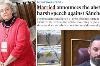Suscríbete a los hechos: las redes se tronchan con El País por usar 'Google Translator' con Pablo 'Married' Casado