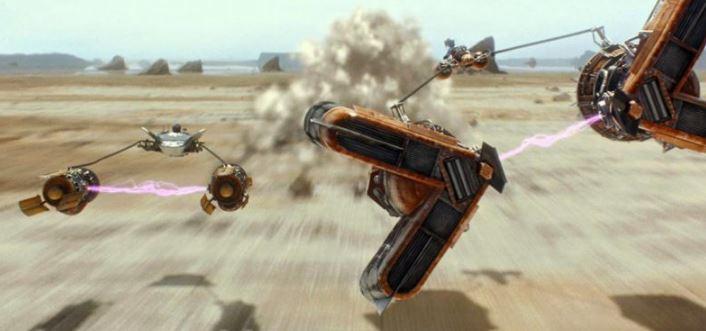 novedades videojuegos mayo 2020 - Star Wars Episodio I: Race