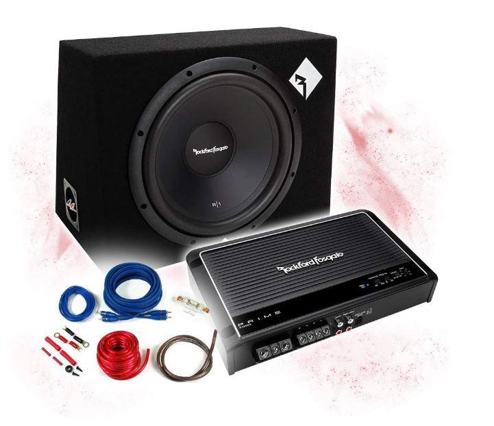 Rockford Fosgate – 2 canales Amplificador/amplificador +