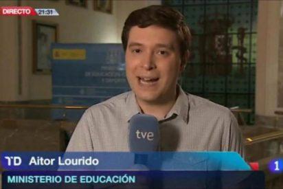 Un reportero del Telediario 'paga los platos rotos' de la manipulación de Sánchez e Iglesias en RTVE