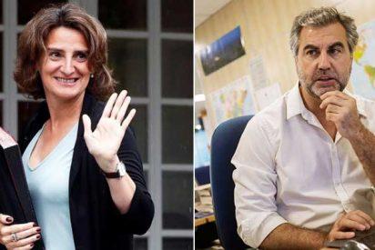 """Alsina sacude a la vicepresidenta Ribera por presumir con frivolidad de que España """"está en la gama alta de éxito"""""""