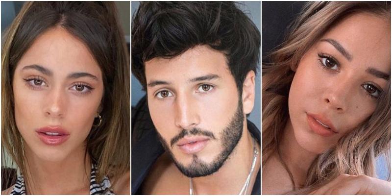 """""""Con Yatra sí me fui"""": Danna Paola, protagonista en la ruptura entre Tini Stoessel y Sebastián Yatra"""
