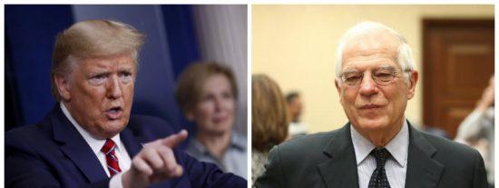 Borrell provoca la indignación en Estados Unidos por su bochornosa claudicación ante China