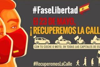 Las redes sociales calientan la gran marcha que atropellará la mordaza socialcomunista de Sánchez e Iglesias