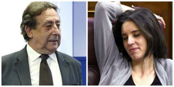 """Ussía reacciona a la defensa que Montero hace del padre de Iglesias: """"¡Qué canalla es usted marquesa cajera!"""""""