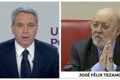 El Quilombo / Vicente Vallés se convierte en el enemigo a batir por Moncloa tras dejar como un embustero a Tezanos