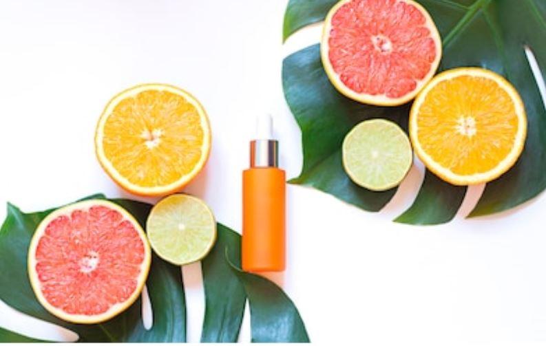 Sueros y cremas con vitamina C