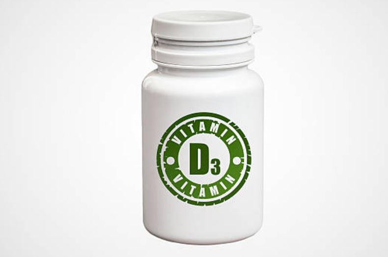 bote de pastillas de vitammina D3