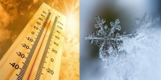 Con frío extremo y calor infernal: Así sacudirá a Estados Unidos un inusual vórtice polar