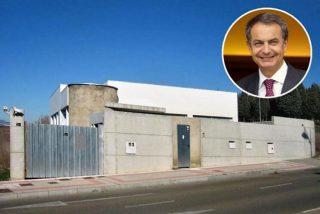Zapatero: 'vigilancia policial' gratis en pleno estado de alarma para su nuevo chalet de 2 millones de euros