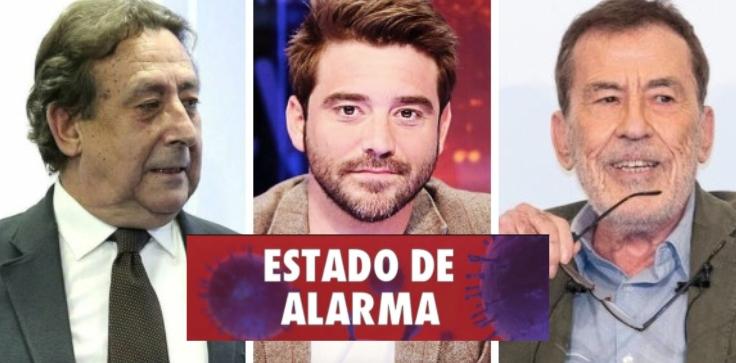 'Estado de Alarma' ficha a Alfonso Ussía y a Sánchez Dragó, purgados de Atresmedia y El Mundo
