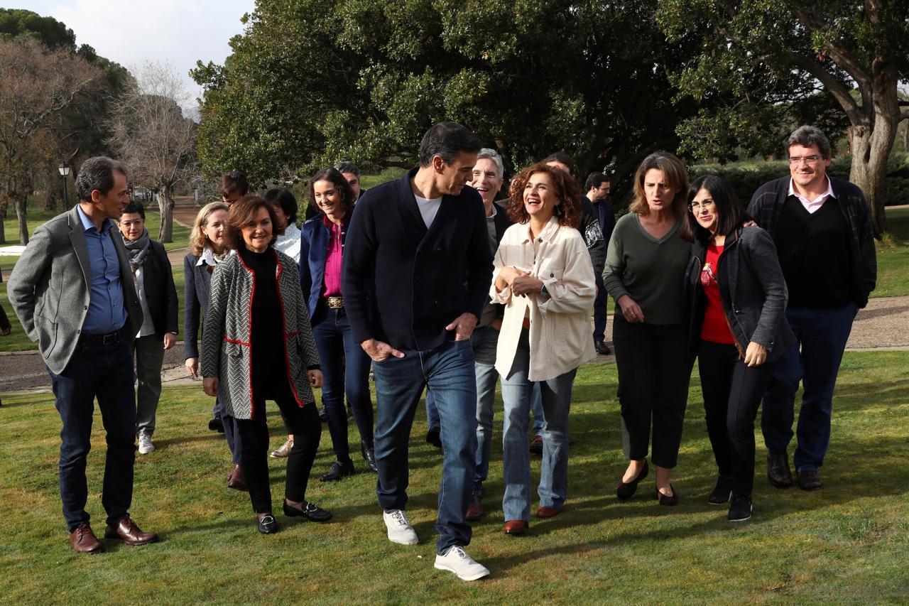 Un asador de Marbella 'expulsa' a Pedro Sánchez y sus ministros utilizando el 'derecho de admisión'