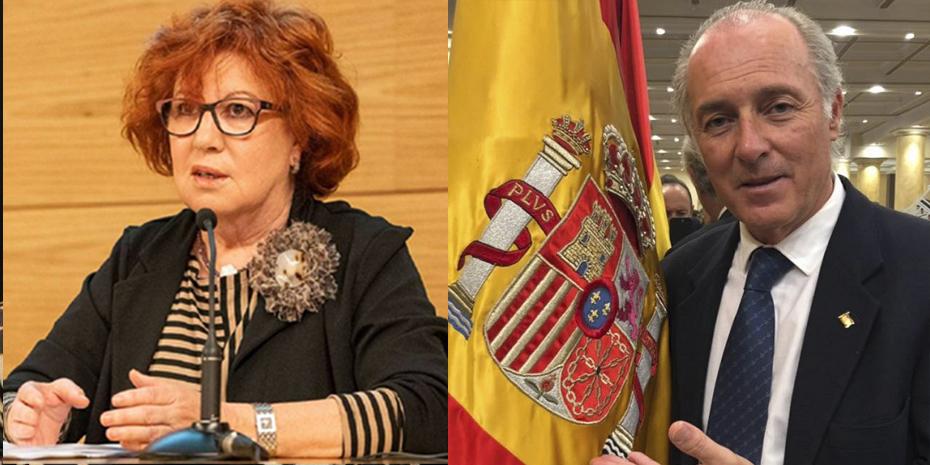 Rosa Villacastín amenaza al PP por investigar el 8-M y José Manuel Soto la 'trasquila'