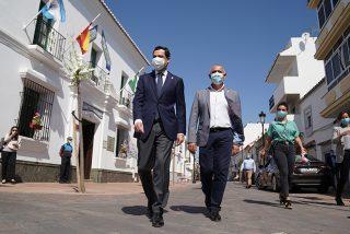 Los datos de reservas en Andalucía de Julio y Agosto son