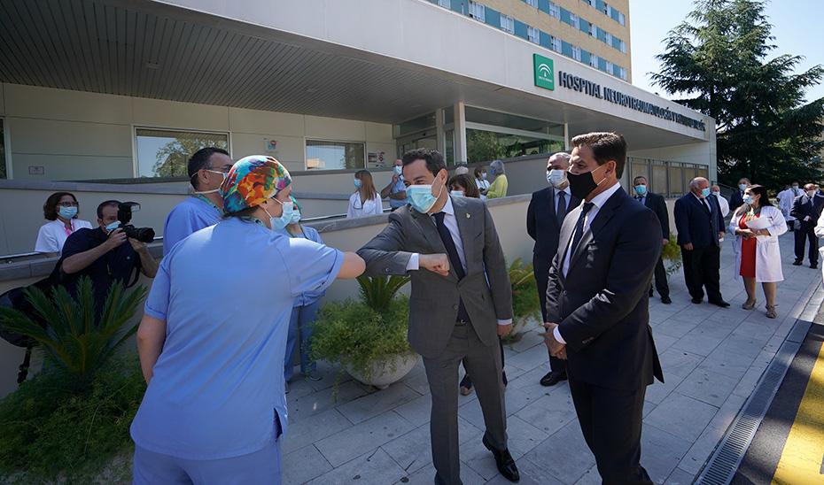 Andalucía se sitúa como la comunidad con mayor número de donantes y trasplantes de España