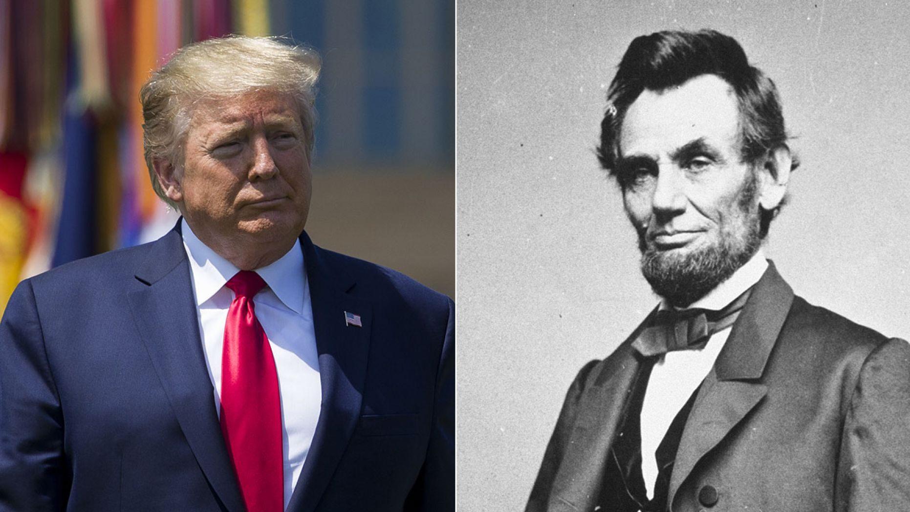 """Trump a los manifestantes: """"Mi gobierno es el que más hizo por la comunidad afroamericana desde Lincoln"""""""