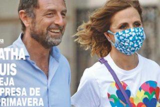 Ágatha Ruiz de la Prada vuelve a estar enamorada: ¿Quién es el alto directivo que le ha robado el corazón?