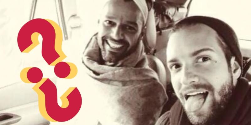 Un viaje a India, sábanas blancas y mucha valentía: ¿Qué hubo entre Pablo Alborán y Ricky Martin?