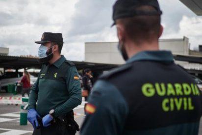 Desarticulan una peligrosa red de narcotráfico que operaba entre la península y Canarias