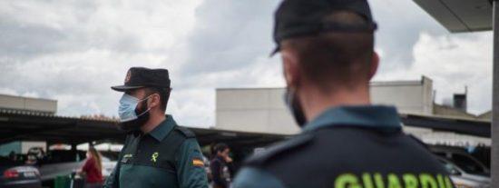 """La Guardia Civil captura en una peligrosa operación al """"delincuente más buscado"""" de Granada"""