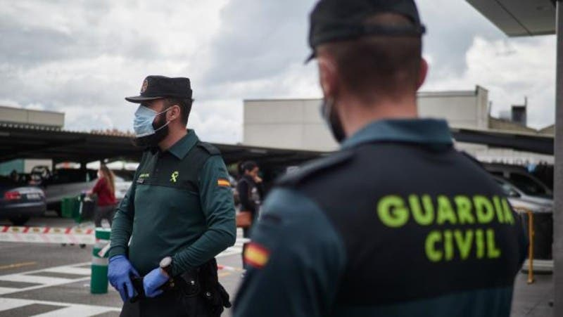 La Guardia Civil libera a una mujer esclavizada y desnutrida en Alicante