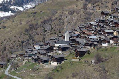 Albinen, la aldea suiza que ofrece 62.000 euros a familias que vayan allí a vivir