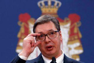 El centroderecha arrasa en las elecciones legislativas de Serbia