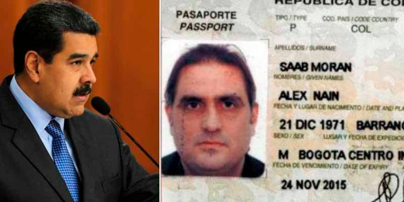 Trasladan a Moscú a la familia del testaferro de Maduro, Alex Saab