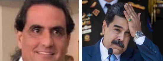 Filtran la primera foto del testaferro de Maduro en prisión y su ficha policial en Miami