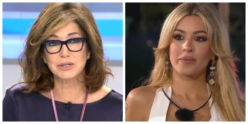 "Ana Rosa Quintana ataca sin piedad a Oriana Marzoli: ""Me parece horroroso esta gente tan machista"""