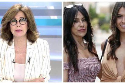 Ana Rosa Quintana, Maite Galdeano y Sofía Suescun.
