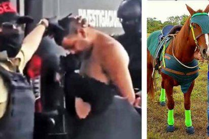 Pisos lujosos en Caracas, yate, caballos, coches y su familia en España: el origen de la riqueza del capitán de la 'Operación Gedeón'