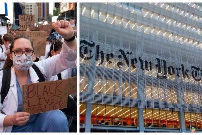 Arde 'The New York Times': dimite el jefe de opinión por un artículo a favor de movilizar al Ejército contra saqueadores y violentos