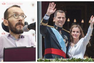 Sucio ataque a Casa Real: la publicación de detalles de la luna de miel de Felipe y Letizia, idónea munición para podemitas