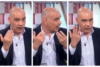 """Nacho Abad, muy cabreado, confiesa que le han robado: """"Si pillo al que me ha abierto el coche, te garantizo que lo reduzco"""""""