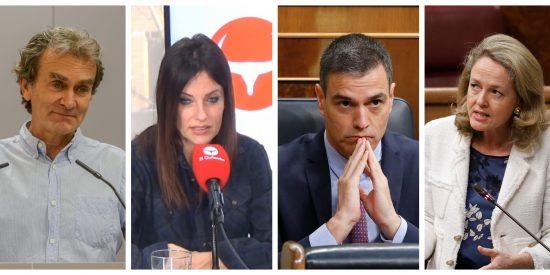 """Sánchez pretende 'colarnos' a Calviño de presidenta del Eurogrupo y Cristina Seguí le borra la sonrisa: """"Es la Fernando Simón de la economía"""""""
