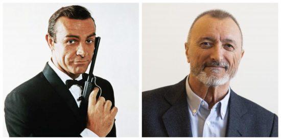 Pérez-Reverte incendia las redes eligiendo a sus dos James Bond preferidos