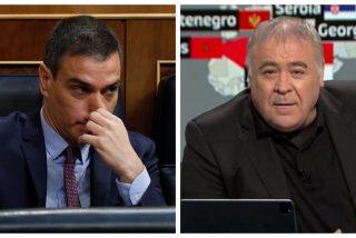 Sánchez elige a Ferreras para poder dejarnos sin ni una sola explicación de su gestión desastrosa que ha asolado el país