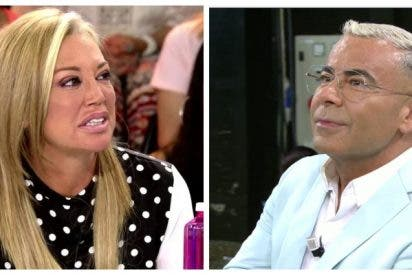 En 'Sálvame' siguen odiando a los gordos: Jorge Javier Vázquez destroza a Belén Esteban por sus kilos de más