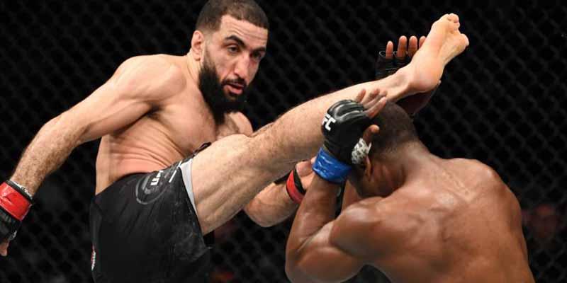 """Un luchador de la UFC 'sentenció' a los manifestantes que saquearon su tienda familiar: """"Los enviaré al hospital"""""""