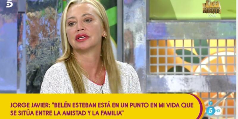 """Belén Esteban reaparece en 'Sálvame' más rencorosa que nunca: """"Parece que soy la tonta del pueblo y de tonta no tengo nada"""""""